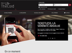 Experiences - Thalys The Card